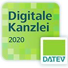 Logo Digitale Kanzlei DATEV 2020