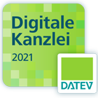 Logo Digitale Kanzlei DATEV 2021